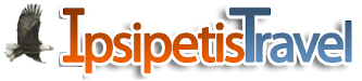 Ipsipetis Travel Logo
